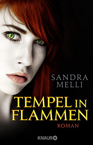 9783426513293: Tempel in Flammen