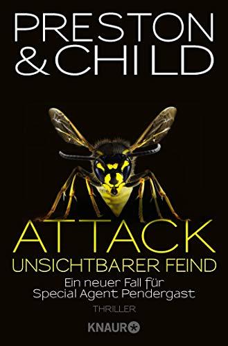 9783426514948: Attack Unsichtbarer Feind: Ein neuer Fall für Special Agent Pendergast