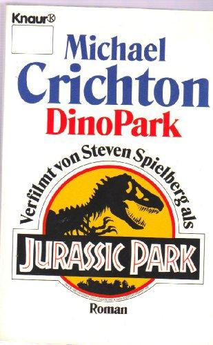 9783426600214: Dinopark/ Jurassic Park (German Edition)