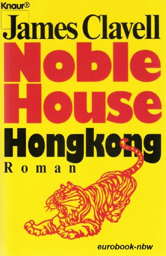 9783426602614: Noble House Hongkong Roman
