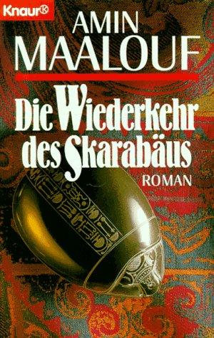 9783426602669: Die Wiederkehr des Skarabäus