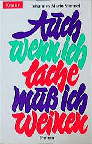 9783426603703: Auch Wenn Ich Lache Mus Ich We (German Edition)