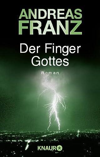 9783426606162: Der Finger Gottes