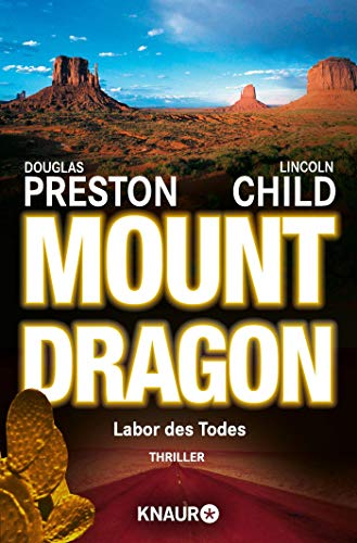 9783426608654: Mount Dragon: Labor DES Todes (French Edition)
