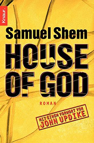 9783426609064: House of God (German Edition)