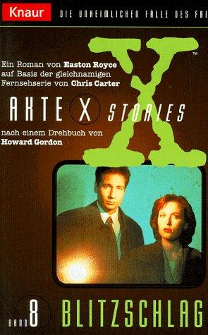 Bildergebnis für akte x blitzschlag roman