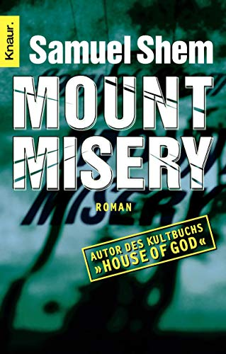 9783426614600: Mount Misery.