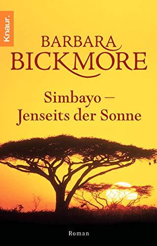 9783426616581: Simbayo - Jenseits der Sonne. Roman.