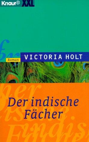 9783426620045: Der indische Fächer. Großdruck.