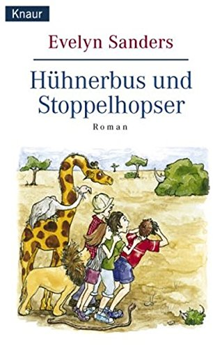 9783426621172: Hühnerbus und Stoppelhopser