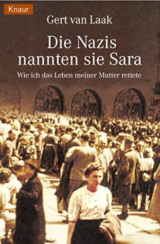 9783426621257: Die Nazis nannten sie Sara.
