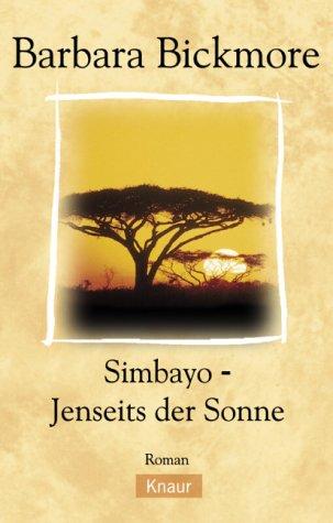 9783426624579: Simbayo - Jenseits der Sonne.