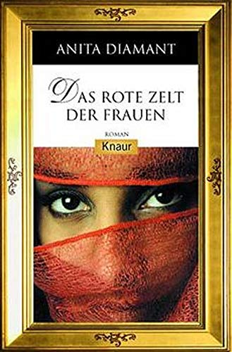 9783426625200: Das rote Zelt der Frauen