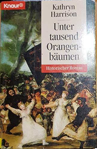 9783426630396: Unter tausend Orangenbäumen