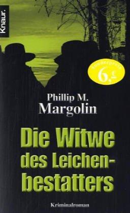 9783426631898: Die Witwe des Leichenbestatters. Sonderausgabe