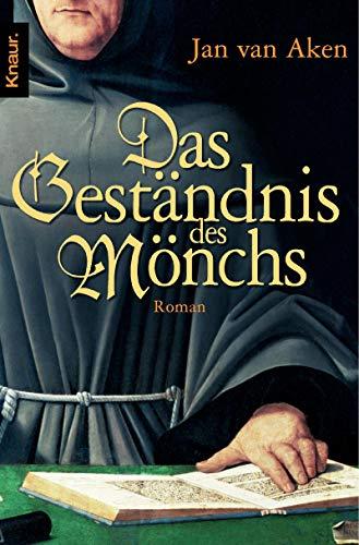 9783426632260: Das Geständnis des Mönchs: Roman