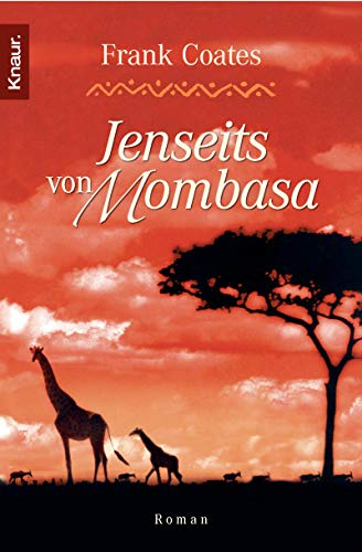 9783426634103: Jenseits von Mombasa
