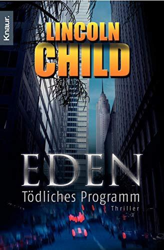 9783426634608: Eden: Tödliches Programm