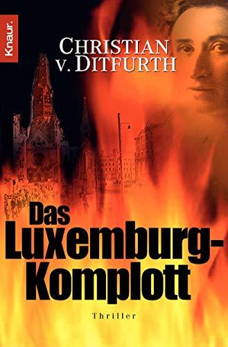 9783426634967: Das Luxemburg-Komplott