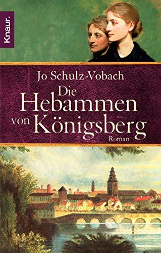 9783426638125: Die Hebammen von Königsberg