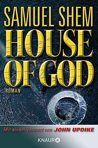 9783426638811: House of God