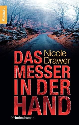 9783426638859: Das Messer in der Hand: Kriminalroman