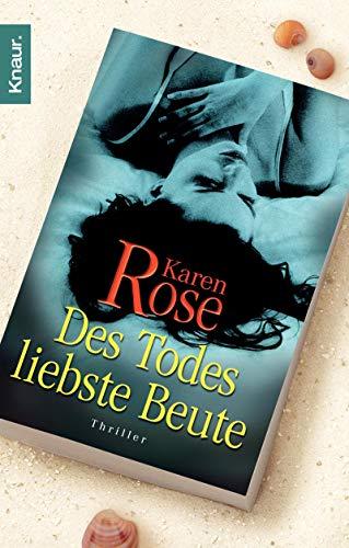 9783426639160: Des Todes liebste Beute.