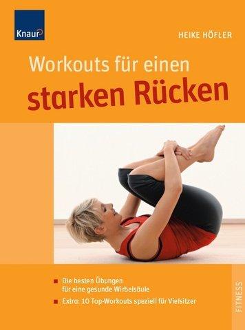 9783426643129: Workouts für einen starken Rücken