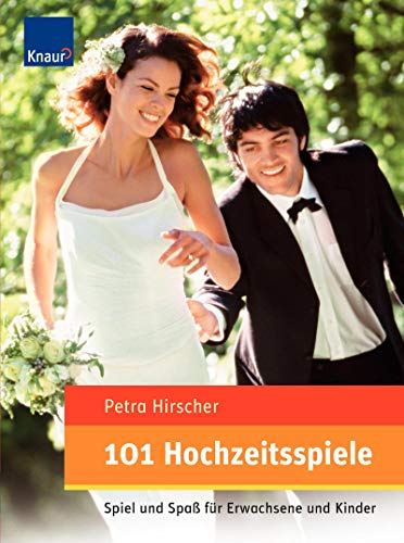 9783426644058: 101 Hochzeitsspiele