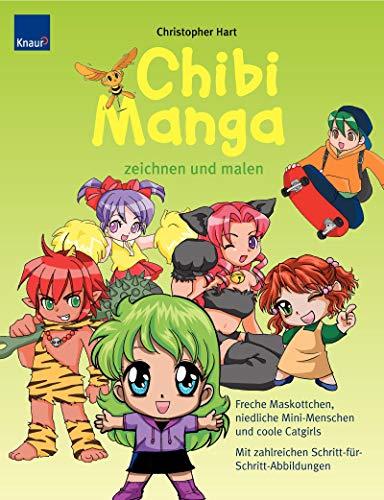 Chibi-Manga zeichnen und malen (342664410X) by Christopher Hart