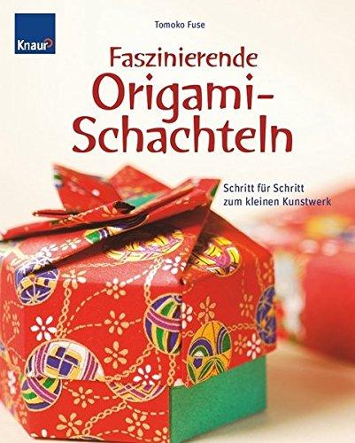9783426645239: Faszinierende Origami-Schachteln
