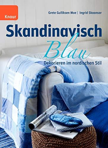 9783426646717: Skandinavisch Blau: Dekorieren im nordischen Stil