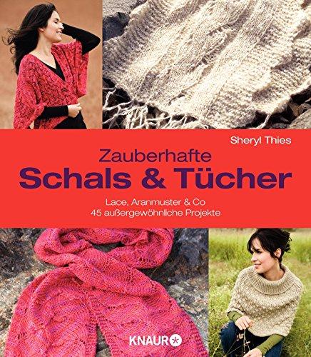 9783426647288: Zauberhafte Schals und Tücher