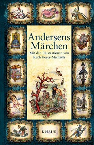 9783426653159: Andersens Märchen: Mit den Illustrationen von Ruth Koser-Michaëls