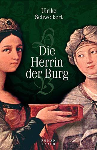 9783426660973: Die Herrin der Burg