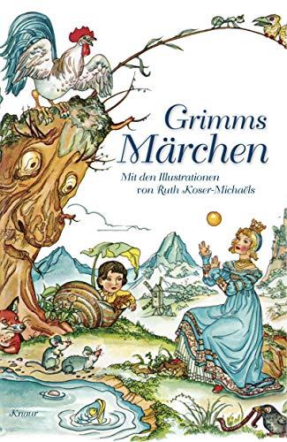 9783426661178: Grimms Märchen