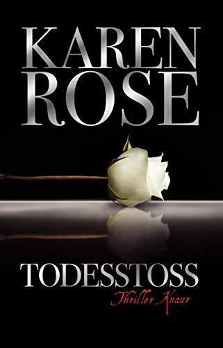TODESSTOSS - Rose,Karen;