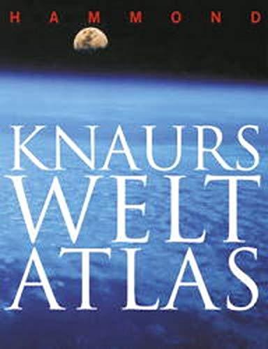 9783426664551: Knaurs Weltatlas.