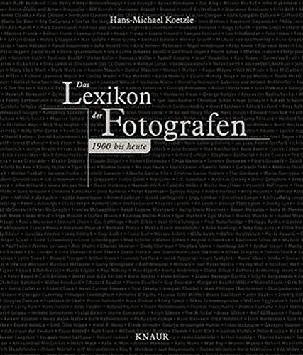 9783426664797: Das Lexikon der Fotografen