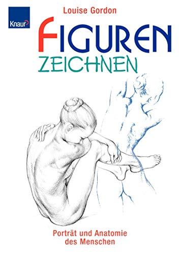 9783426667255: Figuren zeichnen: Porträt und Anatomie des Menschen. Anatomie und figürliches Zeichnen / Porträtzeichnen anatomisch richtig