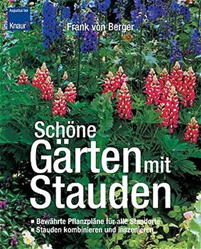 9783426667316: Schöne Gärten mit Stauden