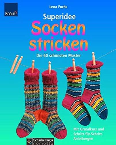 9783426669709: Superidee Socken stricken