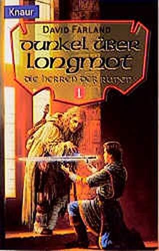 9783426701065: Dunkel über Longmot