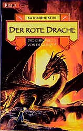 9783426701294: Die Chroniken von Deverry, 9: Der rote Drache