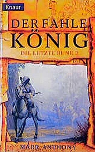 Die letzte Rune 02. Der fahle König. (9783426701447) by Mark Anthony