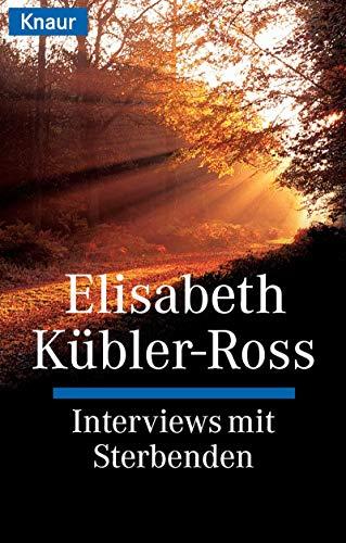 9783426774267: Interviews mit Sterbenden