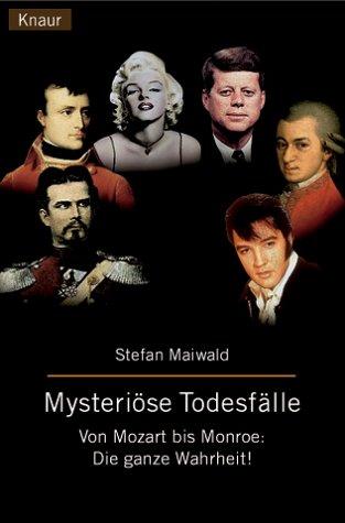 9783426774519: Mysteriöse Todesfälle