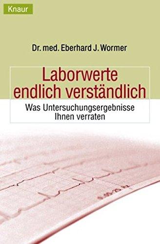 9783426776445: Handbuch Laborwerte. Untersuchungsergebnisse richtig verstehen.