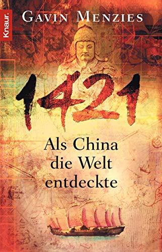 1421. Als China die Welt entdeckte (9783426777664) by Gavin Menzies