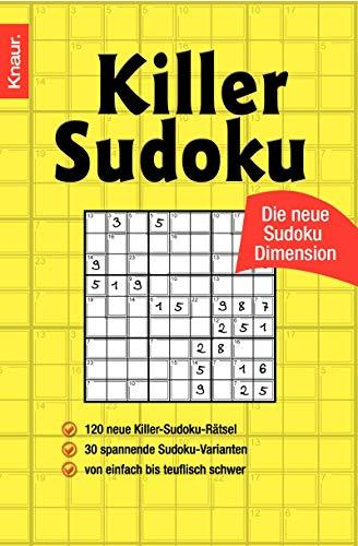 9783426779613: Killer Sudoku: Die neu Sudoku-Dimension